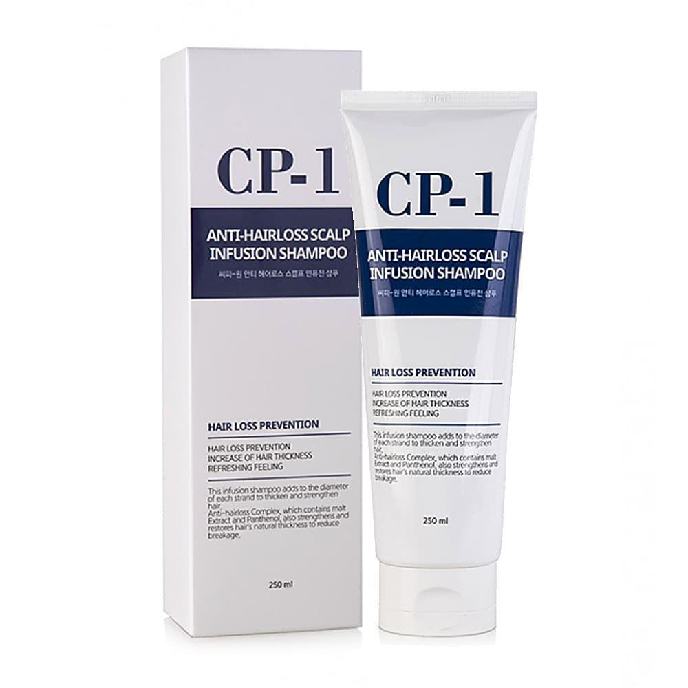 Шампунь против выпадения волос Esthetic House CP-1 Anti-hair loss scalp infusion shampoo 250 ml