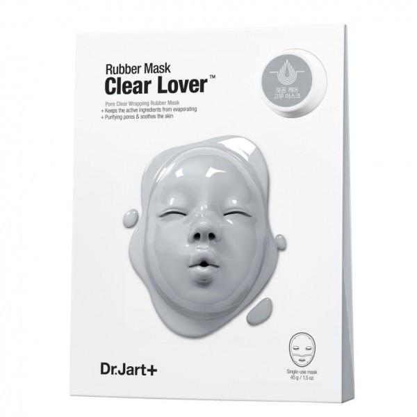 Dr.Jart+ Rubber Mask Clear Lover Альгинатная маска для очищения лица