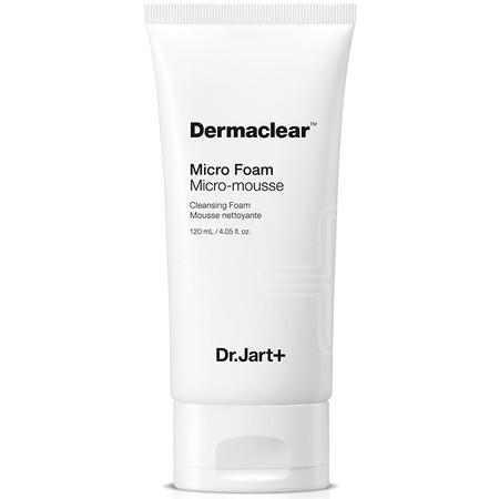 Dr.Jart+ Dermaclear Micro Foam Гель-пенка для умывания и очищения 120 мл