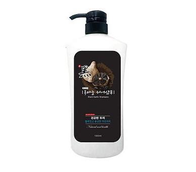 COSIMA Black Garlic Hair Shampoo