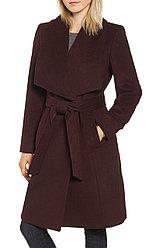 Cole Haan Signature Женское пальто запахом 2000000393681