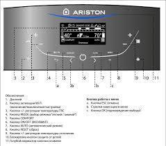 Газовый настенный котёл Ariston  ALTEAS X 30 FF NG, фото 3