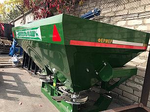 Разбрасыватель минеральных удобрений РУМ 900 литров Фермер, фото 2