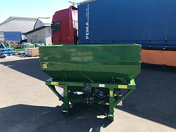Разбрасыватель минеральных удобрений РУМ 1500 литров Фермер, фото 2