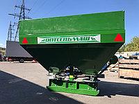 Разбрасыватель минеральных удобрений РУМ 1500 литров Фермер