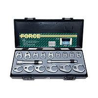 Набор ключей-насадок разрезных 17 пр FORCE 5172