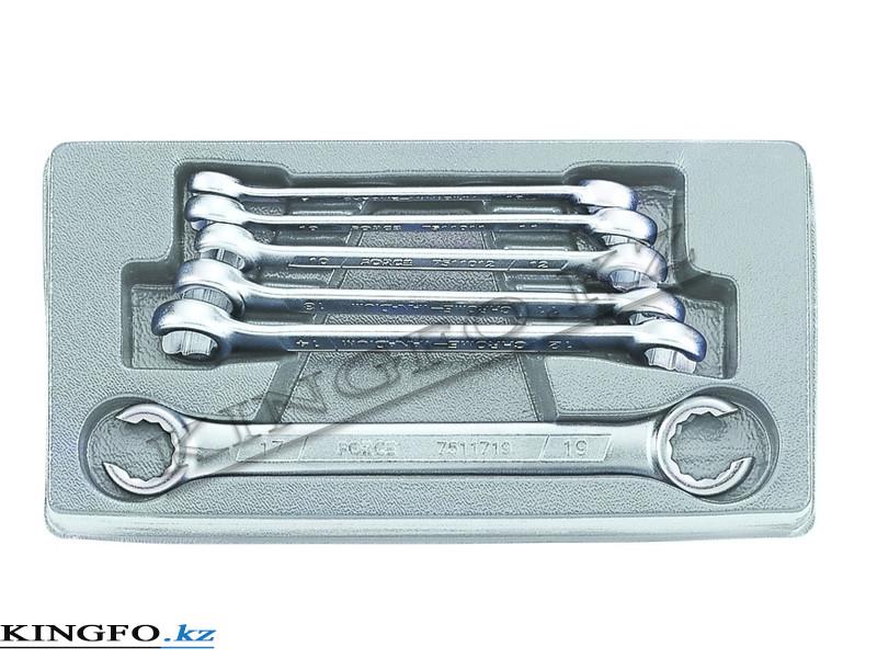 Набор ключей разрезных 6 пр FORCE 5066