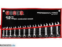 Набор ключей комбинированных (мини) 12 пр FORCE 51214P