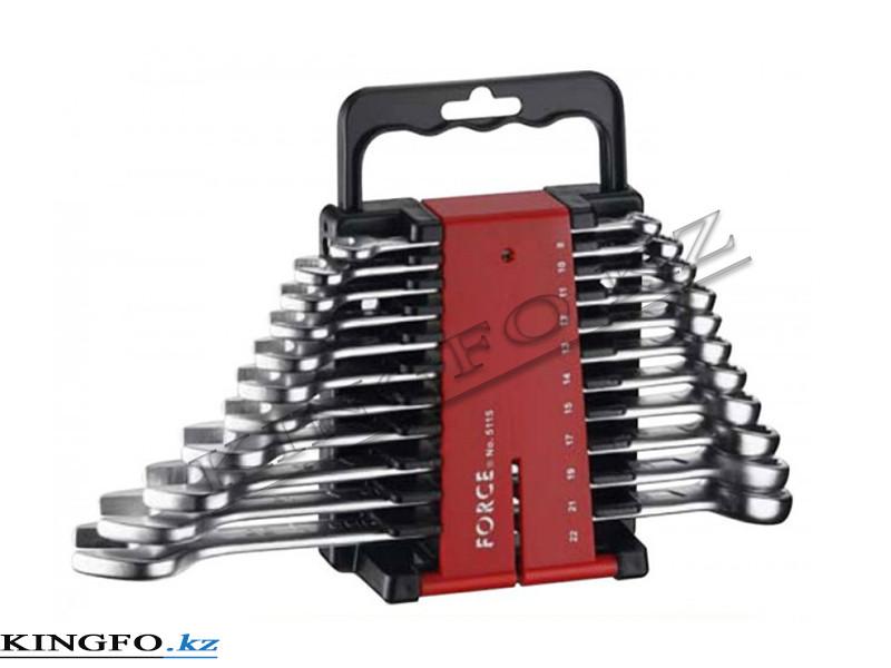 Набор ключей комбинированных 11 пр FORCE 5115