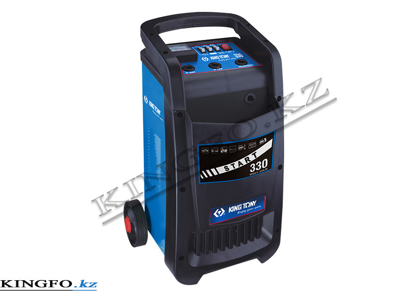 Пуско-зарядное устройство высокого класса 105 А, 30~210 Ah. 12/24В King Tony 9DS21-10A-B