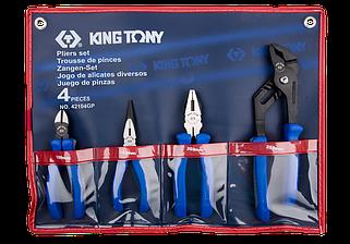 KING TONY Шарнирно-губцевый инструмент