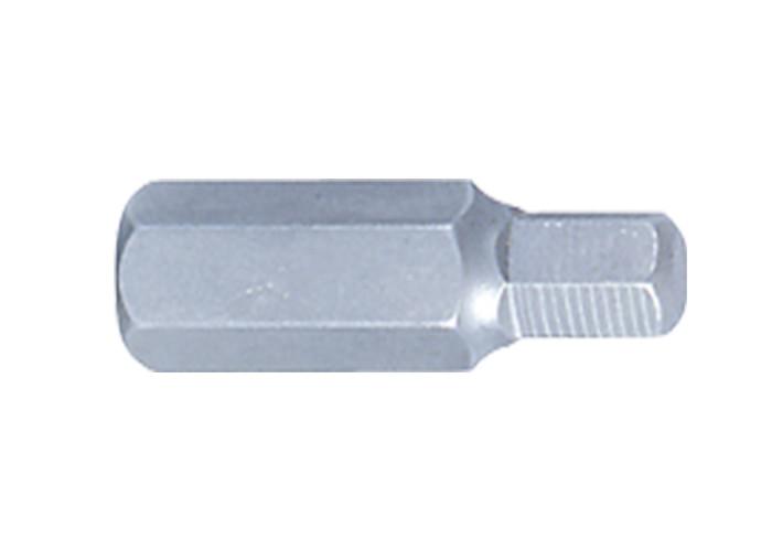 Вставка (бита) торцевая 10 мм, HEX, 6 мм. L= 36 мм. King Tony 163606H.