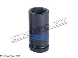 "Головка торцевая ударная глубокая шестигранная 1"", 32 мм. King Tony 883532M."