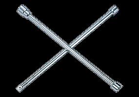 Ключ балонный колесный крестообразный, 700 мм. King Tony 19932427.