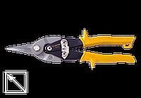 Ножницы по металлу 250 мм, прямые. King Tony 74030.