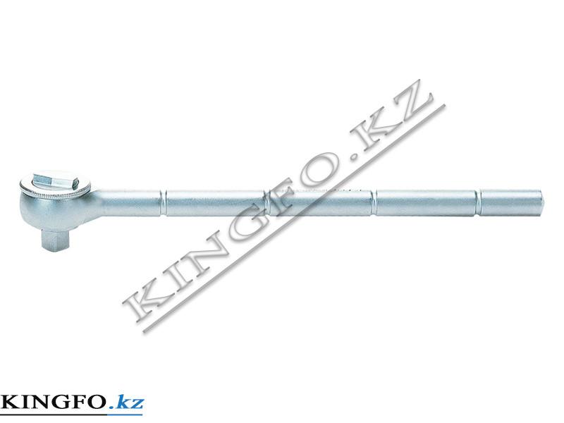 "Трещотка 1/2"", 300 мм, 45 зубца, дисковый механизм KING TONY 4725-12BR."