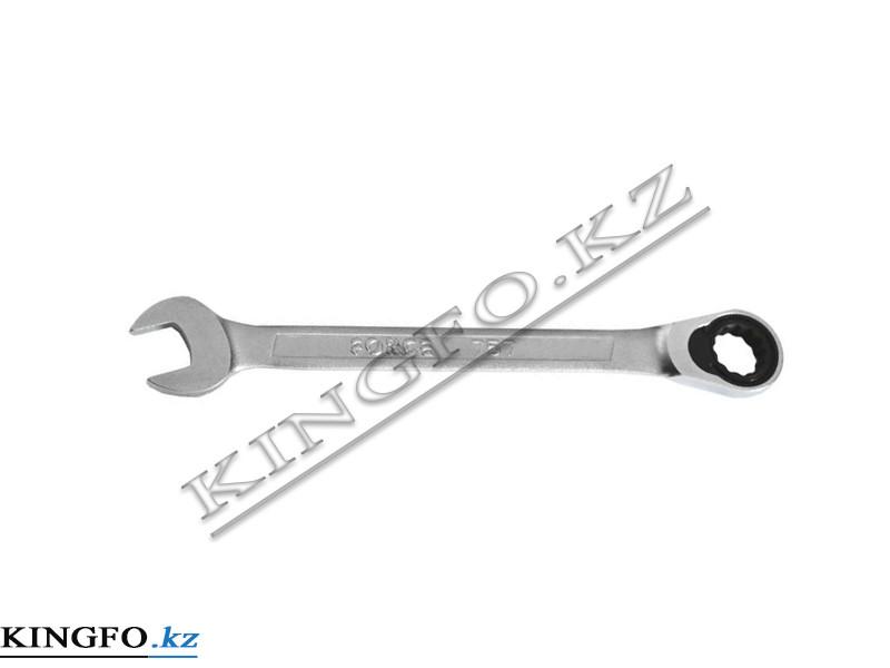 Ключ трещоточный 12 мм, FORCE 75712
