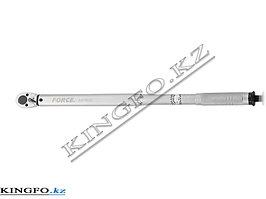 "Ключ динамометрический 1/2"", 630 мм, (70-350Нм) FORCE 6474630"