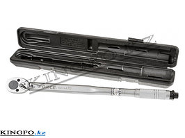 "Ключ динамометрический 1/2"", 470 мм, (42-210Нм) FORCE 6474470"