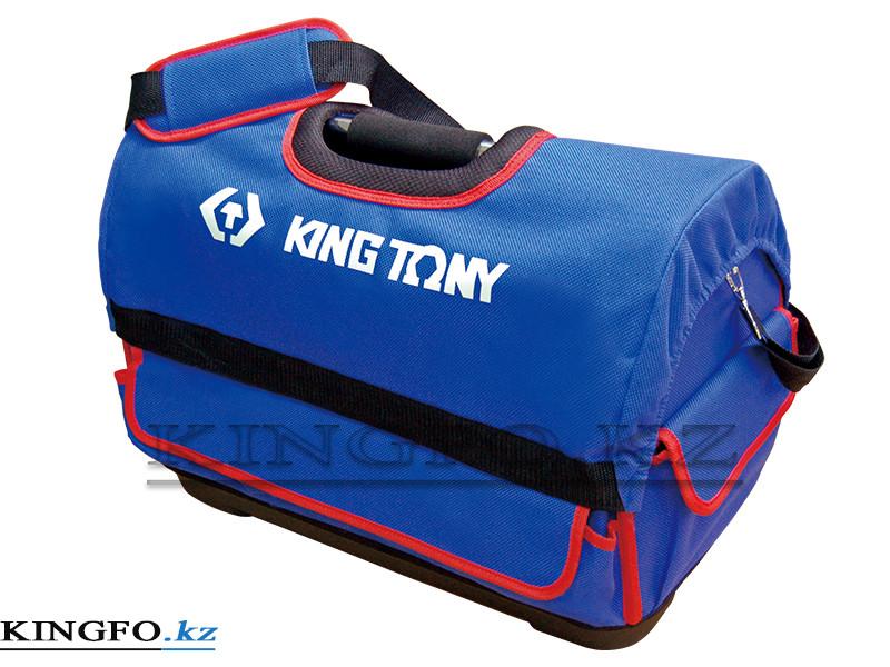 Сумка для инструментов 39 карманов, водонепроницаемый нейлон KING TONY 87711C