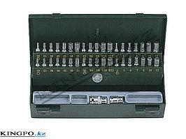 Набор вставок (бит) 40 предметов, FORCE 4401C