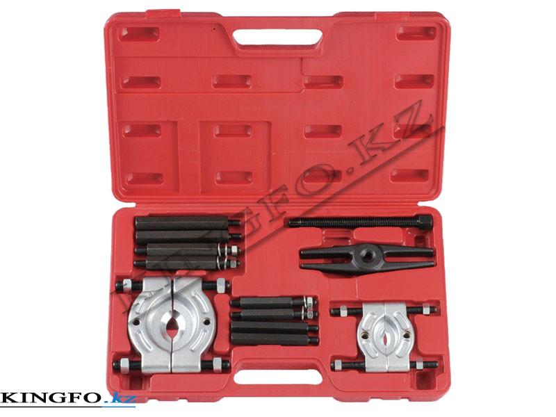 Съемник подшипников сегментного типа, 30-75 мм, 12 предметов. FORCE 66610