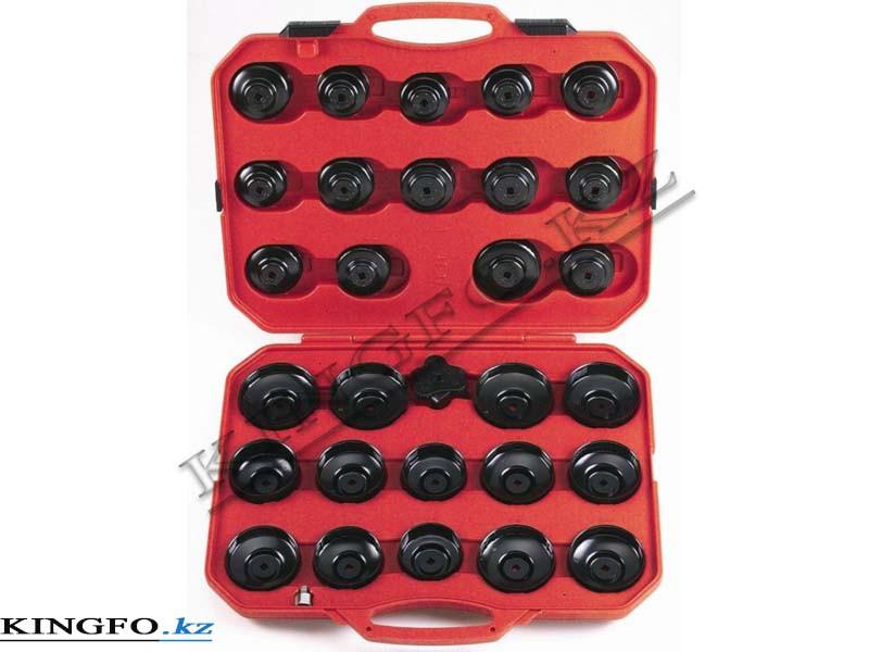 Набор съемников масляных фильтров, 30 предметов. FORCE 61917