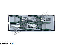 Набор съемников стопорных колец 4 предметов. FORCE T5043A