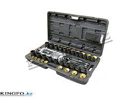 Набор для перепрессовки втулок и сайлентблоков (ручной привод) FORCE 950T1