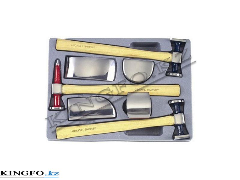 Набор рихтовочных инструментов 7 предметов. FORCE 50713