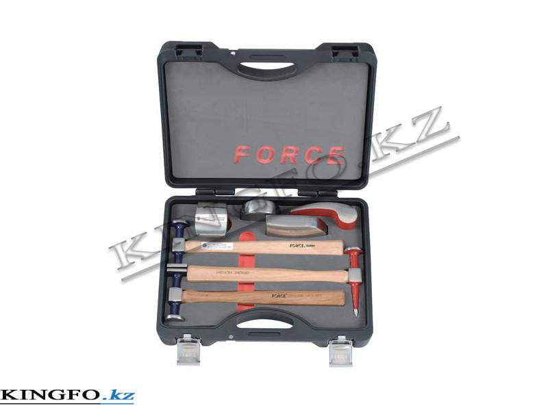 Набор рихтовочных инструментов 7 предметов. FORCE 50713B