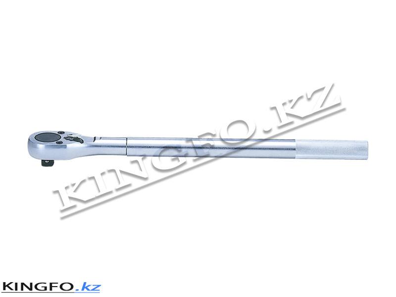 "Трещотка 1"", 800 мм, 24 зубца, флажковая KING TONY 8779-32F"