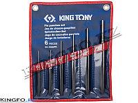 Комплект выколоток, 6 предметов. KING TONY 1006PR