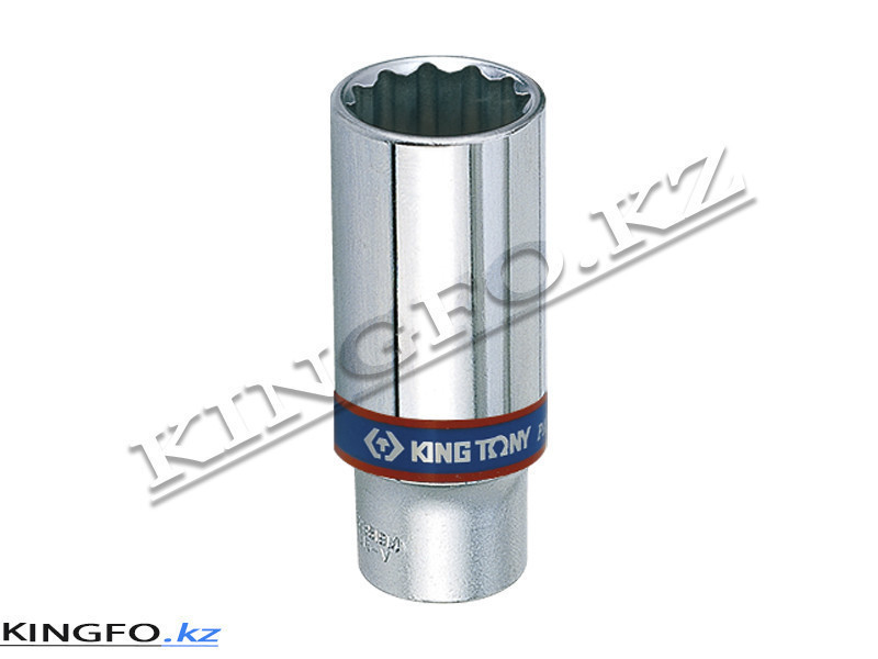 """Головка торцевая высокая 3/8"""", 12-гр 14 мм. KING TONY 323014M"""