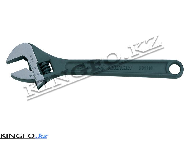 Ключ разводной 300 мм. KING TONY 3611-12P