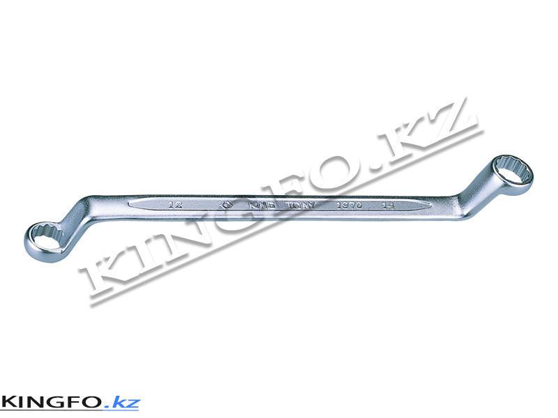 Ключ накидной 14x15 мм. KING TONY 19701415