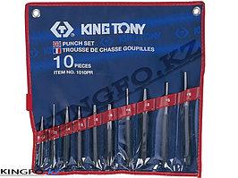 Набор для перфорации 10 пр KING TONY 1010PR