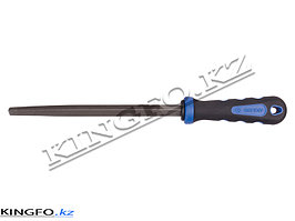 Напильник 200 мм с рукояткой треугольного сечения KING TONY 75402-08G