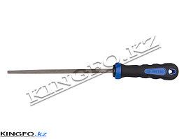 Напильник 200 мм с рукояткой квадратного сечения KING TONY 75502-08G