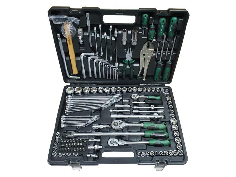 Набор инструмента 142 пр HELPFER HP-S142