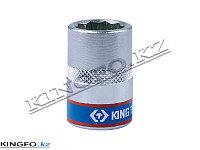 "Головка торцевая 1/2"", 20 мм, 10-лучевая, для задних рычагов Honda CR-V. KING TONY 9BW4801"