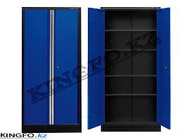 Шкаф инструментальный 5 полок. KING TONY 87D11-18A-KB