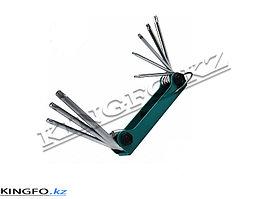 Набор Г-образных ключей TORX T9-T40, 8 шт. FORCE 5083F
