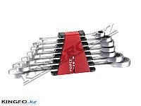 Набор комбинированных ключей с стрещоткой 7 пр FORCE 50726