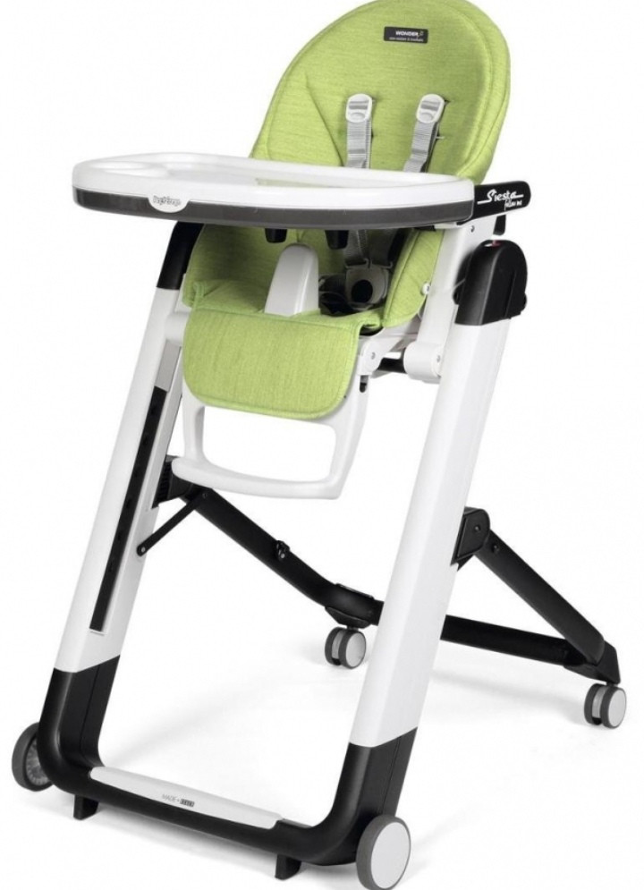 Детский стульчик Peg-Perego Siesta Follow Me Wonder Green