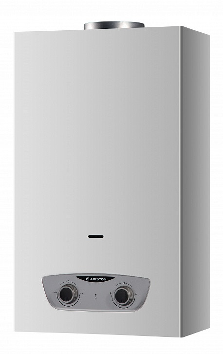 Газовый водонагреватель проточный Ariston FAST R ONM 10л.NG RU