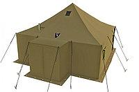"""Армейская палатка """"УСБ-56"""" Размер: 9,8 х 6,3 м"""