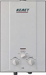 Газовый водонагреватель проточный КЕЛЕТ JSD12-6/NG