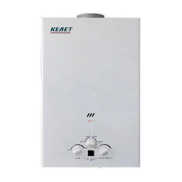 Газовый водонагреватель проточный КЕЛЕТ JSD16-8л./NG