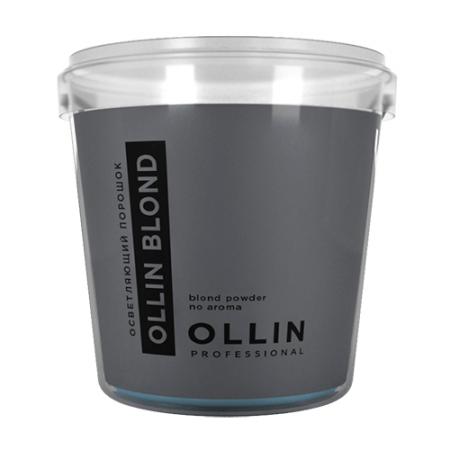 OLLIN COLOR BLOND Осветляющий порошок без аромата 500гр
